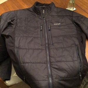 Montbell insulated jacket